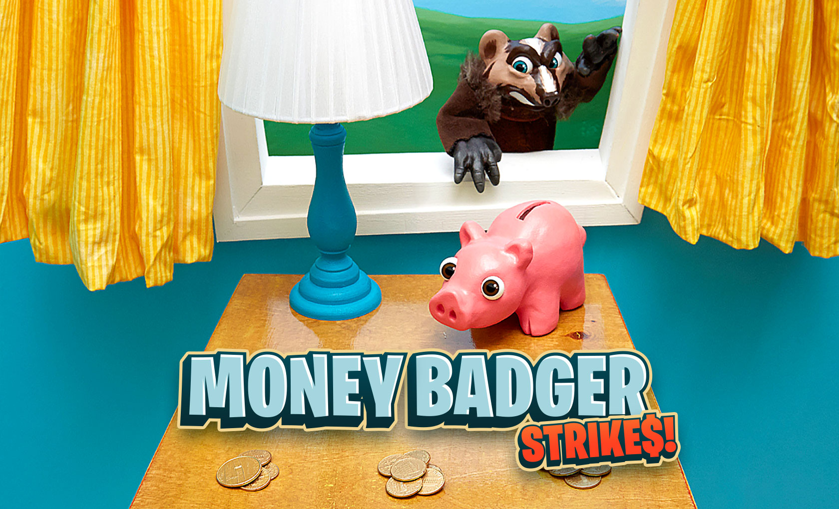 Money Badger Strikes!